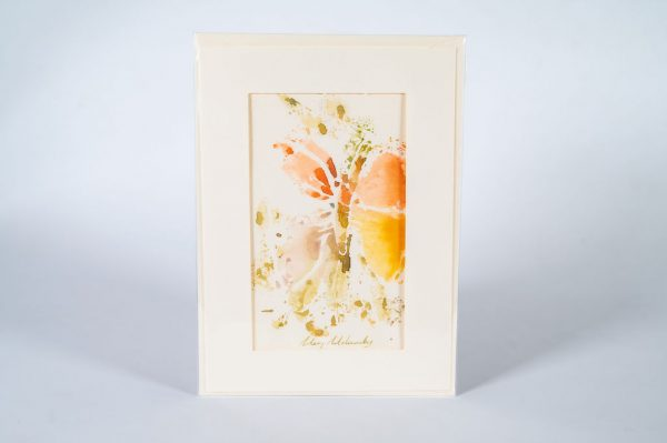 Watercolour occasion cards