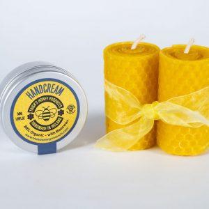 Beeswax care set