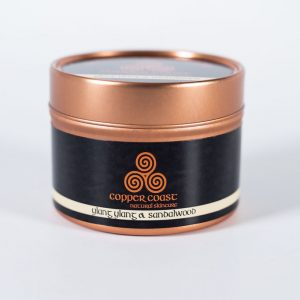 Copper Coast Skincare Candle