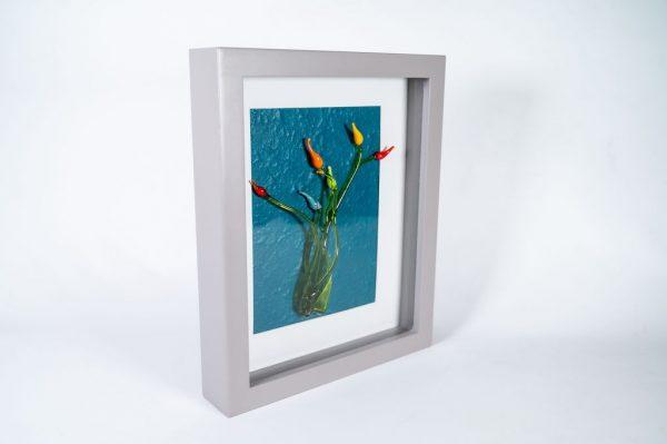Handmade Crystal Flowers Art