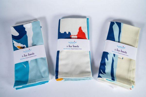 LOVE Tramore Tea Towels
