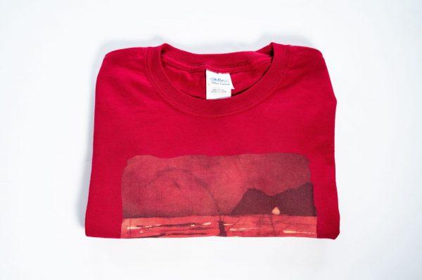 Long Sleeve Batik T-Shirt
